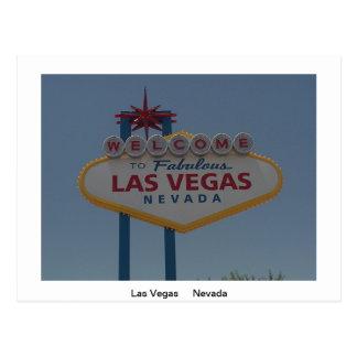Landschaftliche Amerika-Postkarte Postkarte