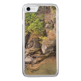 Landschaftlicher Gletscher-Park Carved iPhone 8/7 Hülle