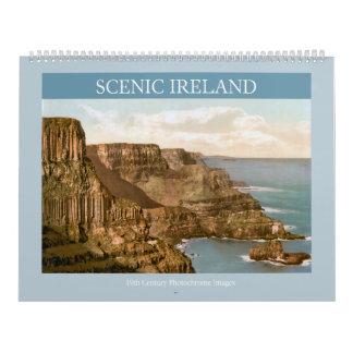 Landschaftliches Irland 2018 Abreißkalender