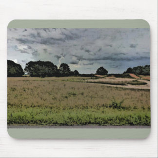 Landschafts-Feld Mousepad