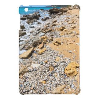 Landschaftsfelsige Küste Kefalonia Griechenland Hüllen Für iPad Mini