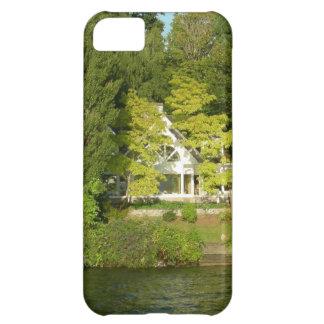 Landschaftshaus durch das Meer in Seattle iPhone 5C Hülle