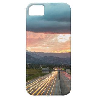 Landstraße 6 nach schönes Boulder Colorado iPhone 5 Schutzhülle