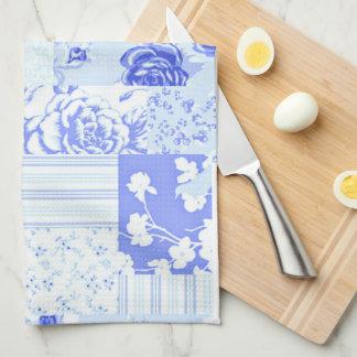 Landsüßes Cornflower-Blau Handtuch