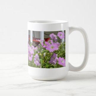 Landszene Kaffeetasse