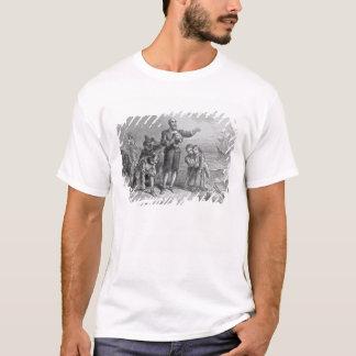 Landung der Pilger, 1620 T-Shirt