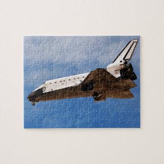 Landung die NASA-Raumfähre-Atlantis STS-30 Puzzle