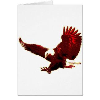 Landung Eagle - Eagle im Flug Karten