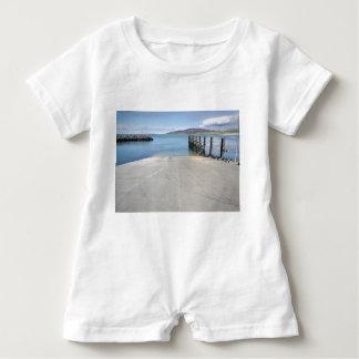 Landungs-Bucht, Eriskay Baby Strampler
