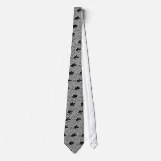 Landungs-Ente Personalisierte Krawatte