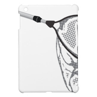 Landungs-Fischernetzvektorillustrations-Clipart iPad Mini Hülle