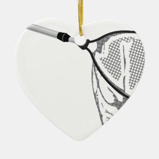 Landungs-Fischernetzvektorillustrations-Clipart Keramik Ornament