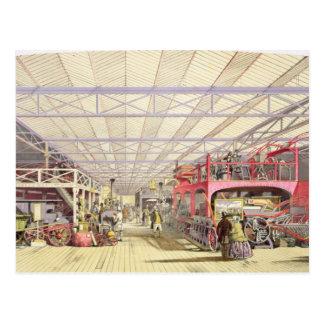 """Landwirtschaft, von """"Dickinsons umfassendem Pictu Postkarte"""