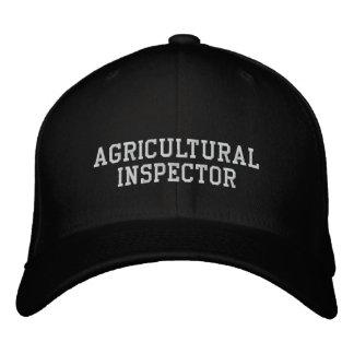 Landwirtschaftlicher Inspektor Bestickte Kappe