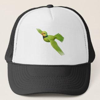 Lang-Angebundener Parakeet Truckerkappe