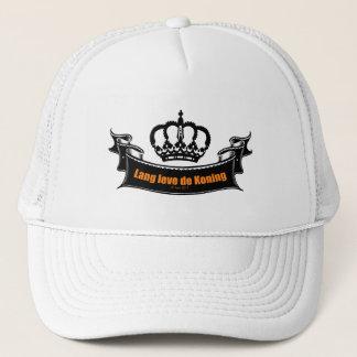 Lang leve de Koning Truckerkappe