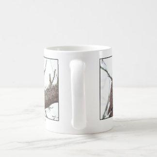 Lang-ohrige Eulen-Tasse Kaffeetasse