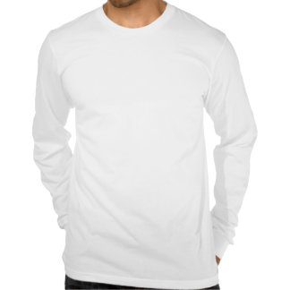 Lange Hülse, angepasst Shirts