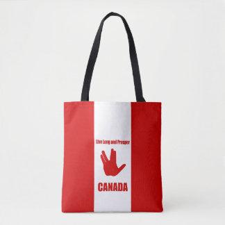 Lange Kanada-Taschen-lebhafttasche Tasche