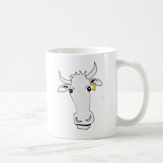 lange Kuh Kaffeetasse