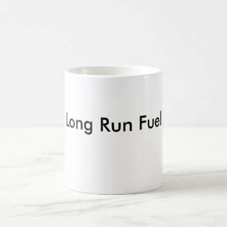 Lange Regel-Brennstoff-Tasse Kaffeetasse