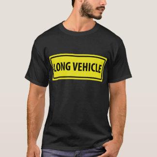 langes Fahrzeug T-Shirt