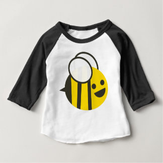 Langes Hülse Baby-durchmogelndes Baby T-shirt