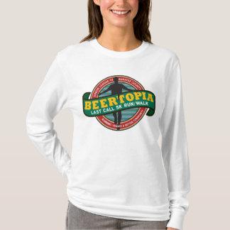 Langes Hülsen-letzter Anruf-Freiwillig-Shirt T-Shirt