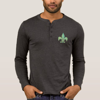 langes Hülsen-Shirt der Männer T-Shirt