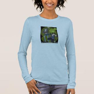 Langes Hülsen-Shirt Matthews Frost - Damen Langarm T-Shirt