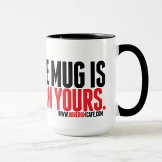 Langeweile-Café: Meine Kaffee-Tasse ist besser als Tasse