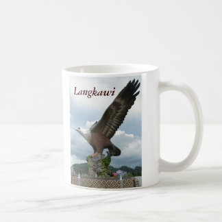 Langkawi Eagle Kaffeetasse
