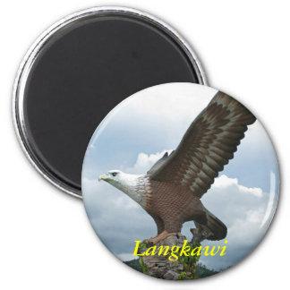 Langkawi Eagle Kühlschrankmagnet
