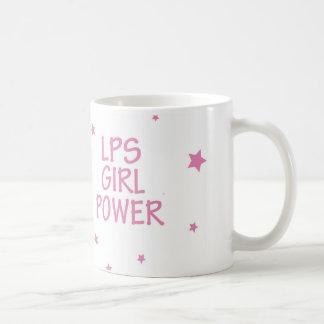 LANGSPIELPLATTEN Mädchen-Power mit der Stern-Tasse Kaffeetasse