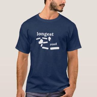 Längste Straße T-Shirt