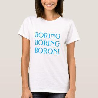 LANGWEILIGES LANGWEILIGES BOR-ELEMENT-SHIRT T-Shirt