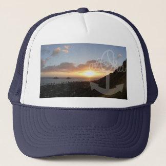 Lanikai Aloha Anker-Hut Truckerkappe