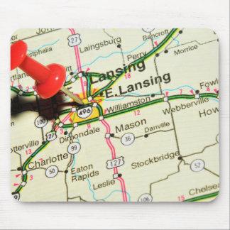 Lansing Mousepad