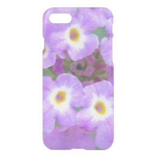 Lantana-Pflanzen-lila Blumen iPhone 8/7 Hülle
