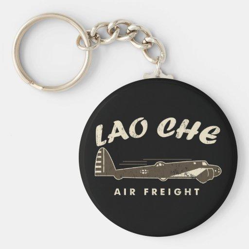 LAO-CHE Luft freight2 Schlüsselbänder