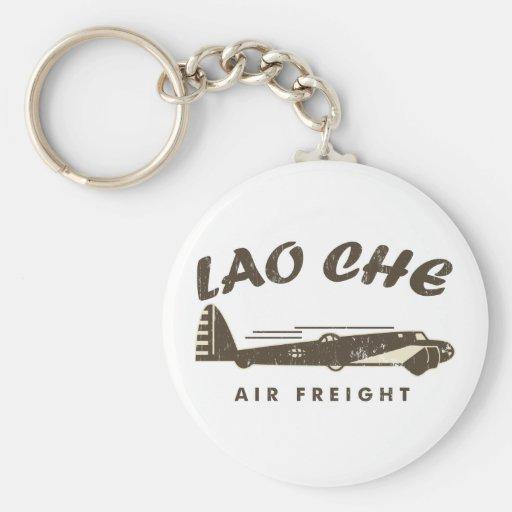 LAO-CHE Luft freight2a Schlüsselanhänger