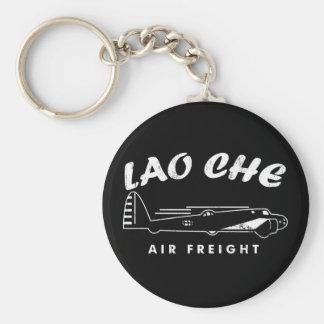 LAO-CHE Luftfracht Schlüsselanhänger
