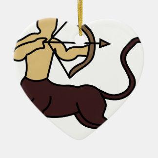 Laobc-Schützezentaur Keramik Ornament