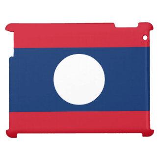 Laos-Flagge iPad Hülle