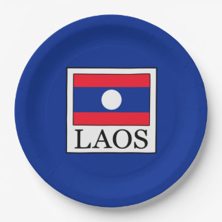 Laos Pappteller