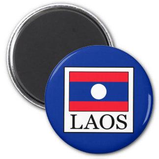 Laos Runder Magnet 5,1 Cm