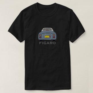 Lapis grauer Nissan Figaro Auto-Cartoon T-Shirt