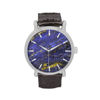 Lapislazuli Uhren