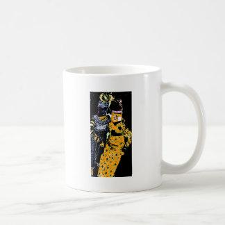Lappenpop Lappen-Puppe Kaffeetasse