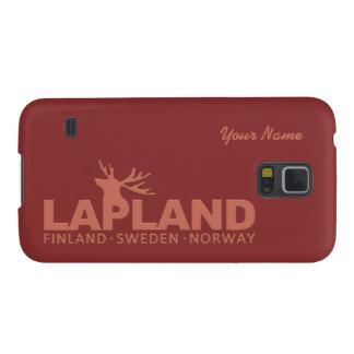 LAPPLAND-Gewohnheits-Hüllen Samsung S5 Hülle